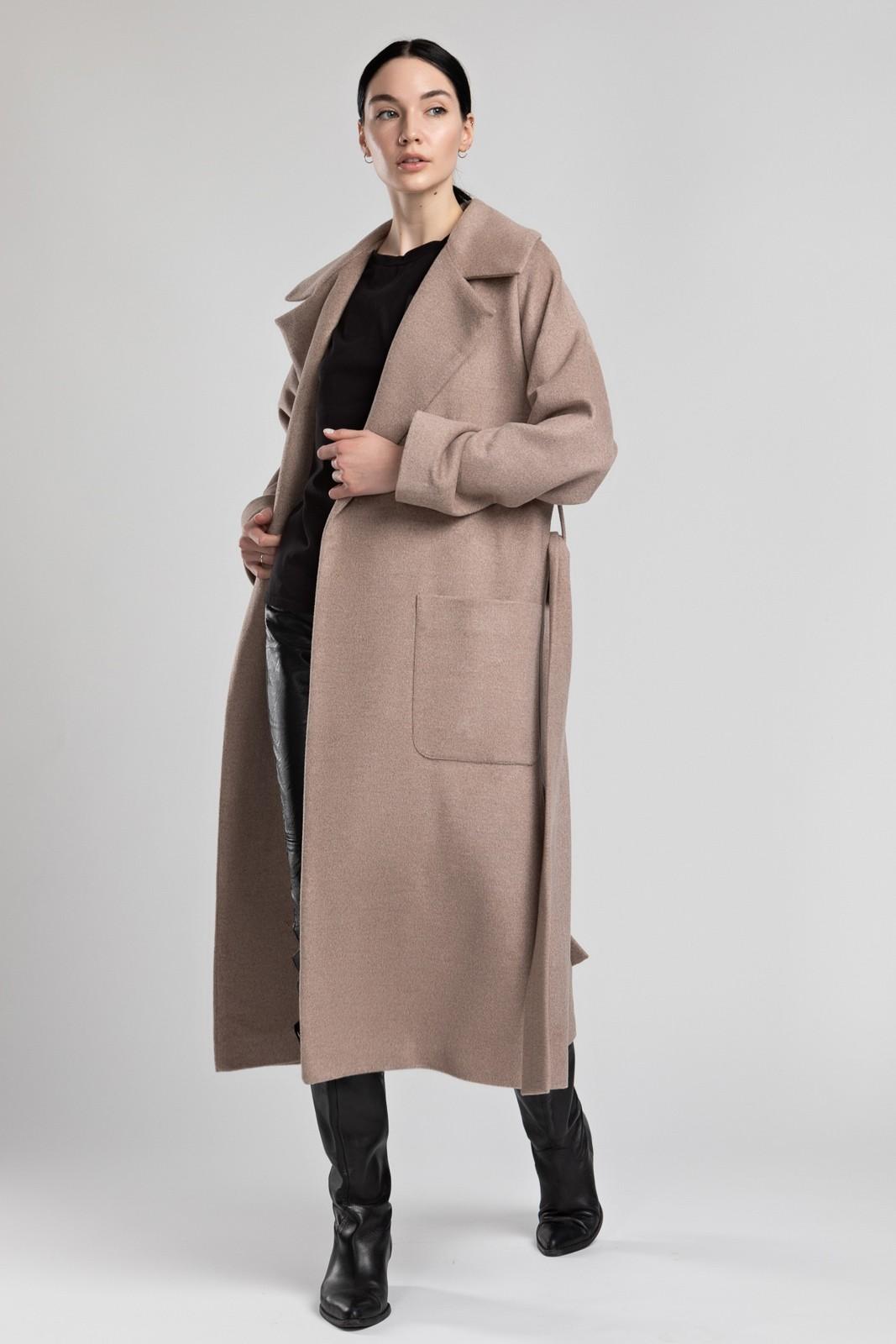 Пальто-халат Beige