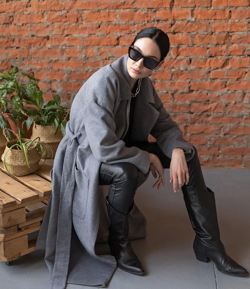 Пальто-халат от 13930 ₽<br>
