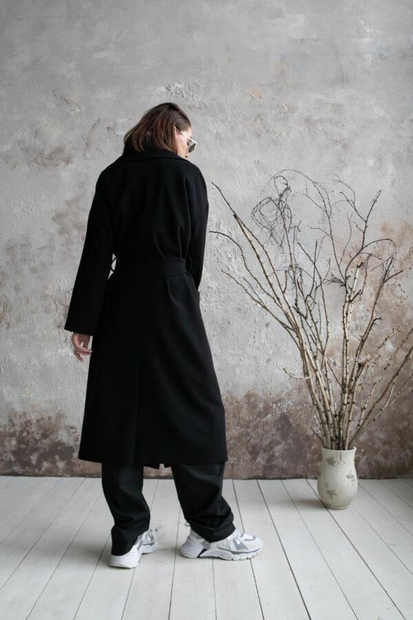 Пальто-халат Black