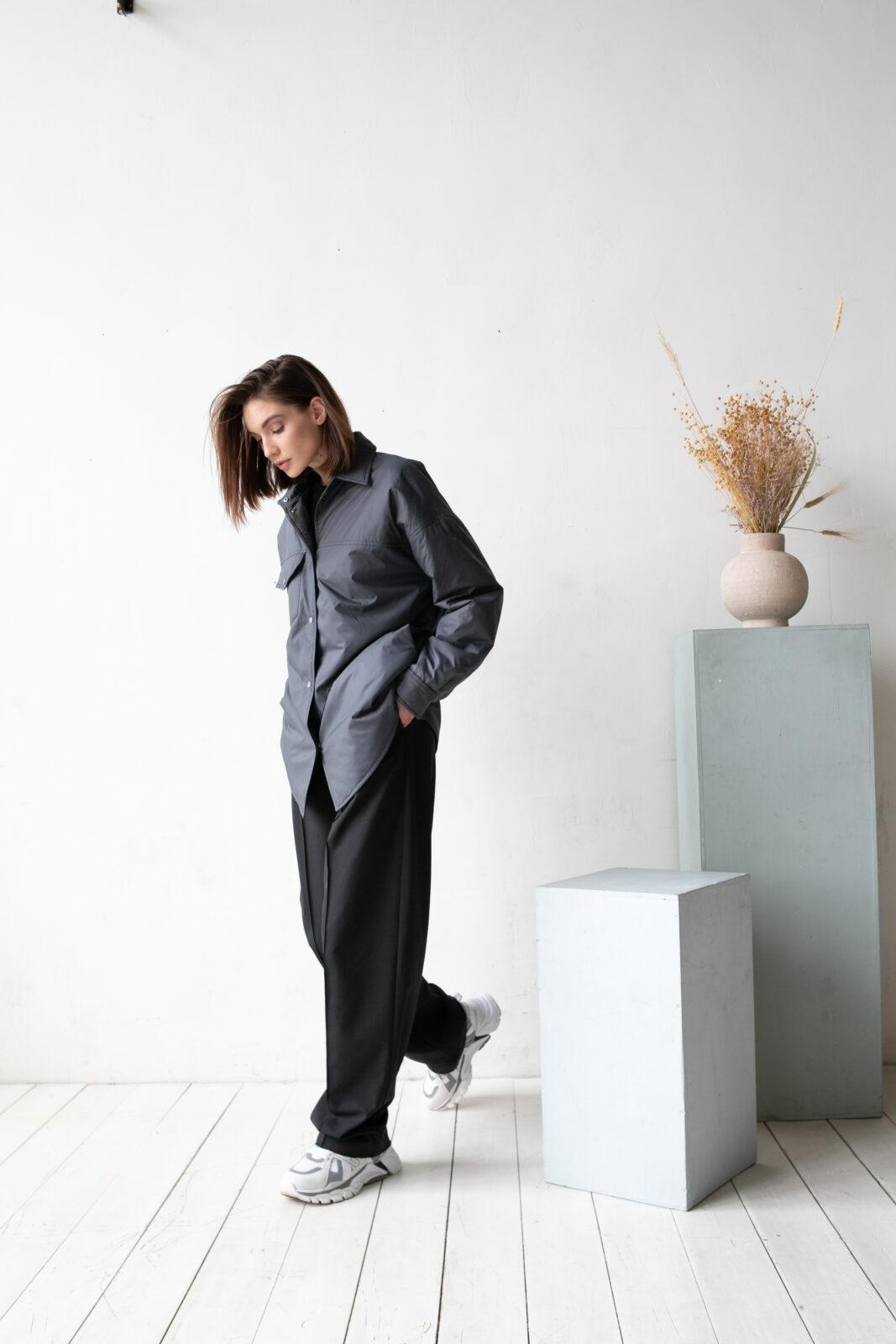 Куртка-рубашка Asphalt